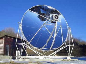 Partie i les panneaux solaires photovolta ques for Miroir de fresnel